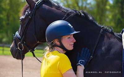 Ben ik te lief voor mijn paard?
