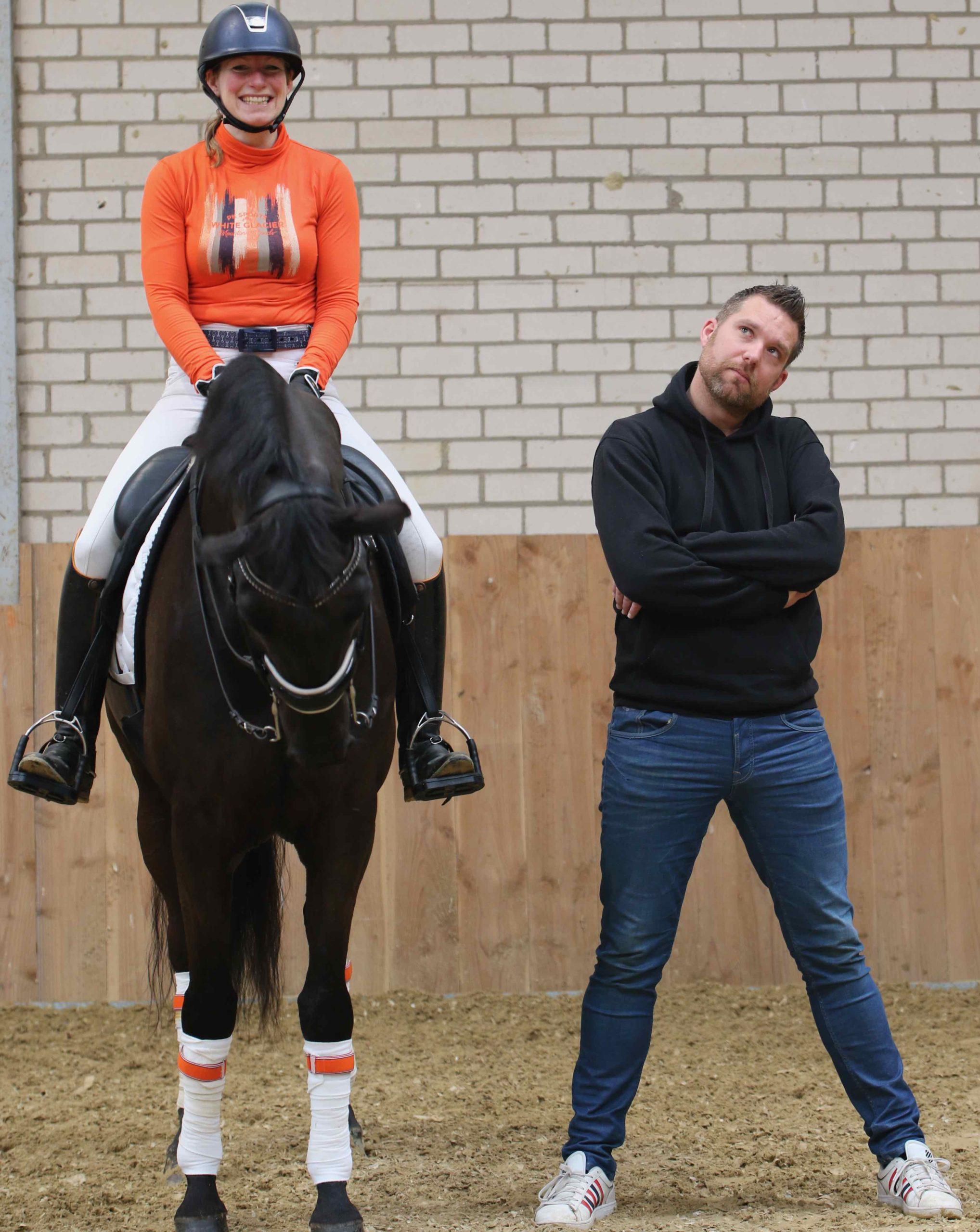 Corjan en Hester