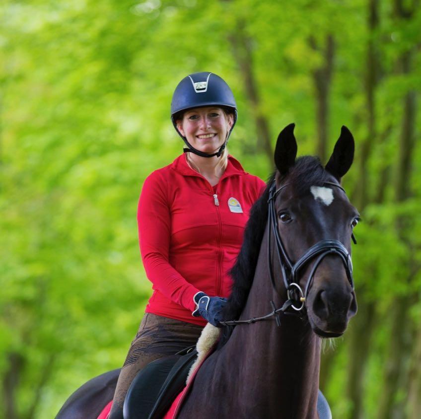 paardrijden ruitergevoel